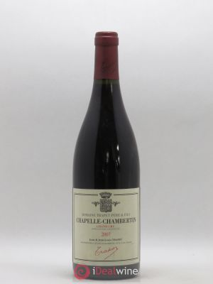 Chapelle-Chambertin Grand Cru Jean et Jean-Louis Trapet  2007 - Lot de 1 Bottle