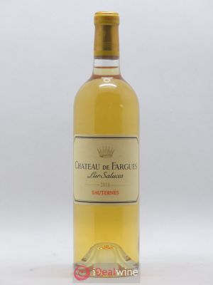 Château de Fargues  2010 - Lot de 1 Bottle