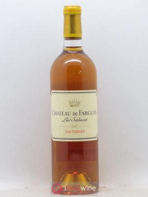 Château de Fargues  2007 - Lot de 1 Bottle