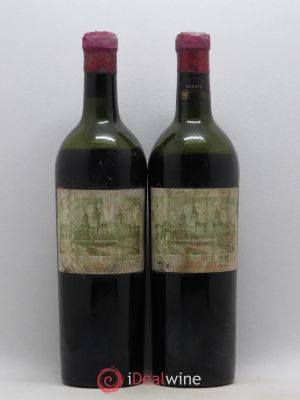 Cos d'Estournel 2ème Grand Cru Classé  1928 - Lot de 2 Bottles
