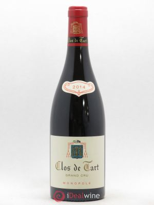 Clos de Tart Grand Cru Mommessin  2014 - Lot de 1 Bottle