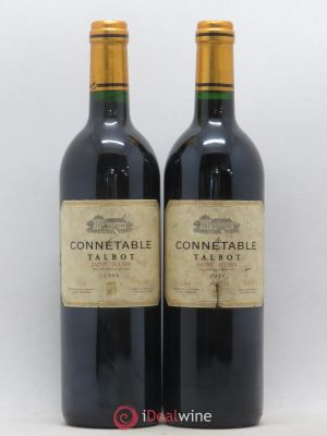 Connétable de Talbot Second vin  1996