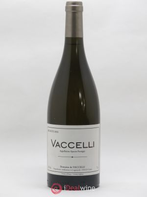 Ajaccio Vaccelli  2016 - Lot de 1 Bottle