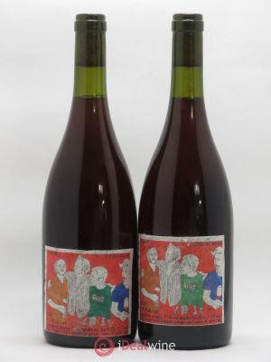 Australie 3 Colours Red Lucy Margaux  2017 - Lot de 2 Bottles