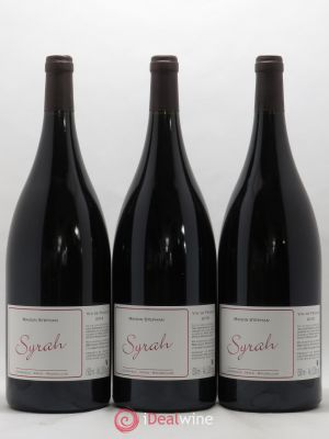 Vin de France Jean-Michel Stephan syrah 2018