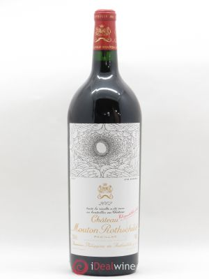 Château Mouton Rothschild 1er Grand Cru Classé  2002 - Lot de 1 Magnum