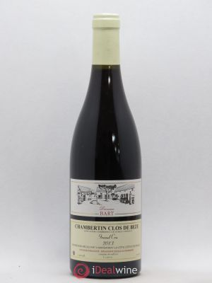 Chambertin Clos de Bèze Grand Cru Domaine Bart 2013 - Lot de 1 Bottle