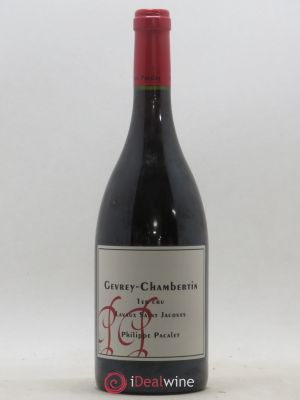 Gevrey-Chambertin 1er Cru Lavaux Saint-Jacques Philippe Pacalet  2013