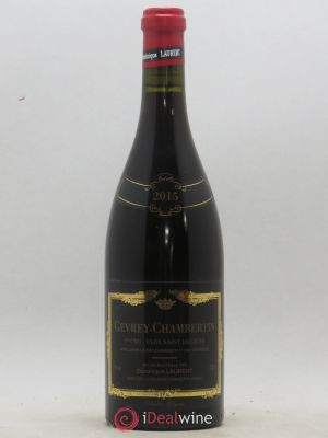 Gevrey-Chambertin 1er Cru Clos Saint Jacques Dominique Laurent  2015 - Lot de 1 Bouteille