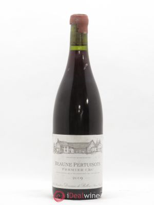 Beaune 1er Cru Pertuisots Domaine de Bellene 2009 - Lot de 1 Bottle