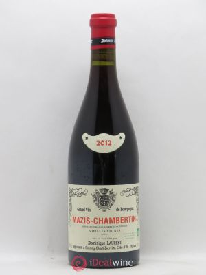 Mazis-Chambertin Grand Cru Dominique Laurent Vieilles Vignes 2012