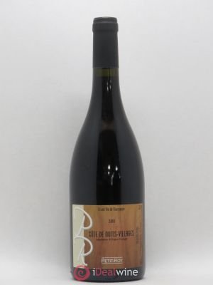 Côte de Nuits-Villages Petit Roy Seiichi Saito 2016 - Lot de 1 Bottle