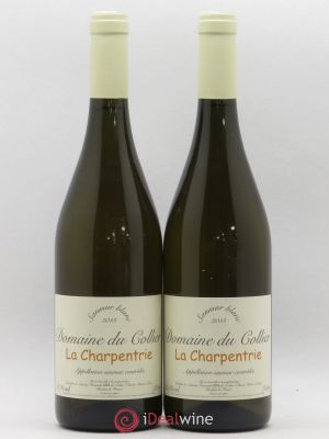 Saumur La Charpentrie Collier (Domaine du)  2013 - Lot de 2 Bottles