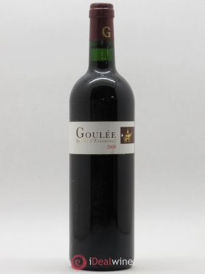 Goulée By Cos d'Estournel  2009 - Lot de 1 Bottle