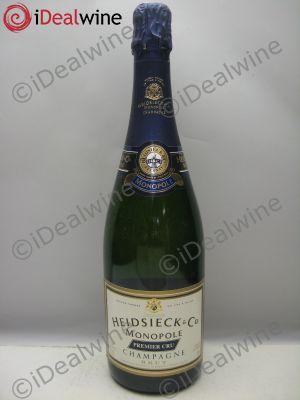 acheter champagne heidsieck monopole brut 1er cru 16 10 2013 idealwine. Black Bedroom Furniture Sets. Home Design Ideas