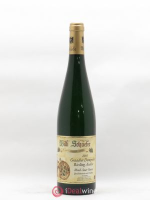 Riesling Willi Schäefer Graacher Domprobst Auslese 2005 - Lot de 1 Bottle