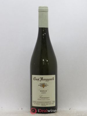Saumur Brézé Clos Rougeard  2005 - Lot de 1 Bottle