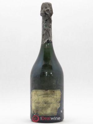 Capsule de champagne Deutz cuvée William