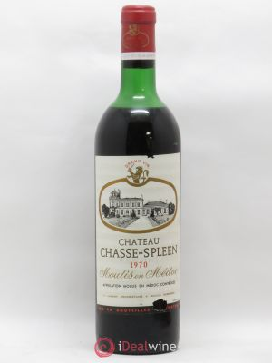 Château Chasse Spleen  1970