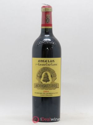 Château Angélus 1er Grand Cru Classé A  2004 - Lot de 1 Bottle