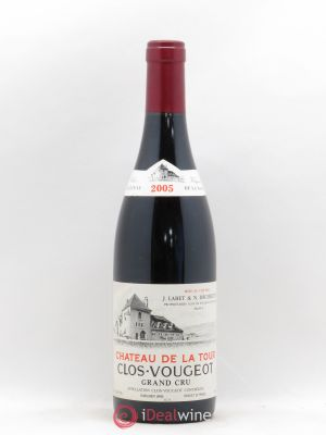 Clos de Vougeot Grand Cru Château de La Tour  2005 - Lot de 1 Bottle