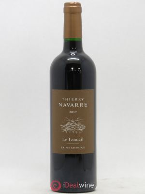 Saint-Chinian Laouzil Thierry Navarre 2017 - Lot de 1 Bottle