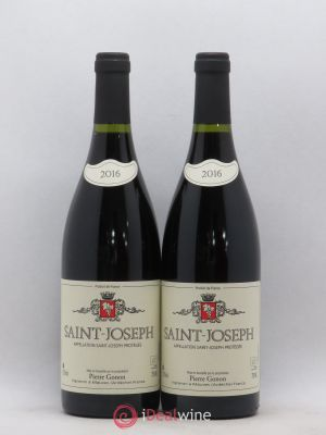 Saint-Joseph Gonon (Domaine)  2016 - Lot de 2 Bottles