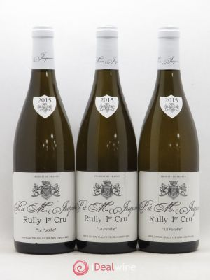 Rully 1er Cru La Pucelle Paul & Marie Jacqueson  2015