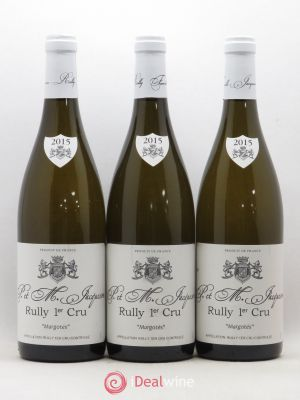 Rully 1er Cru Margotés Paul & Marie Jacqueson  2015
