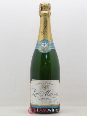 Capsule de champagne MASSING louis 11. blanc premier cru