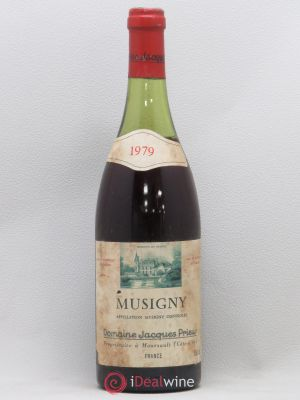 Musigny Grand Cru Jacques Prieur (Domaine)  1979