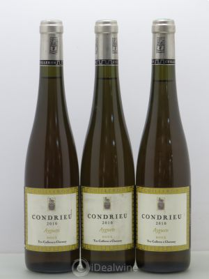 Condrieu Ayguets Yves Cuilleron (Domaine) Doux. 50cl (no reserve) 2010