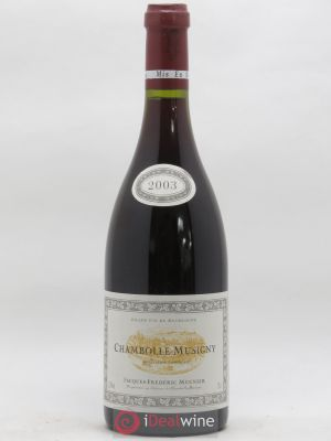 Chambolle-Musigny Jacques-Frédéric Mugnier  2003