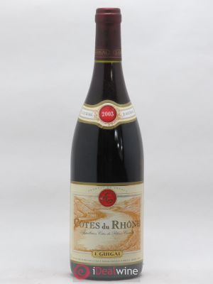 Côtes du Rhône Guigal  (no reserve) 2003 - Lot de 1 Bottle