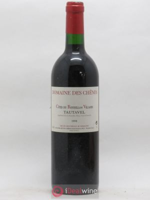 Côtes du Roussillon Villages Tautavel Domaine Des Chênes (no reserve) 1998 - Lot de 1 Bottle
