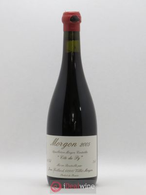 Morgon Côte du Py Jean Foillard  2005 - Lot de 1 Bottle