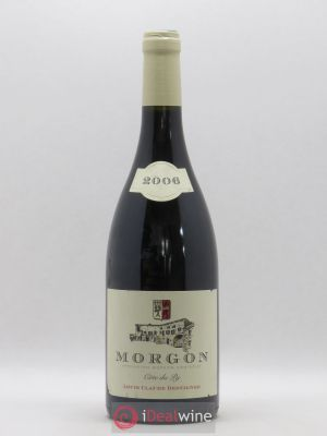 Morgon Côte du Py Louis-Claude Desvignes (Domaine)  2006 - Lot de 1 Bottle