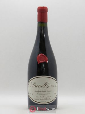 Brouilly Vieilles vignes Georges Descombes (Domaine)  2005