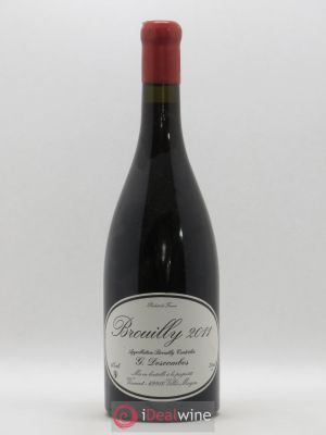 Brouilly Vieilles vignes Georges Descombes (Domaine)  2011