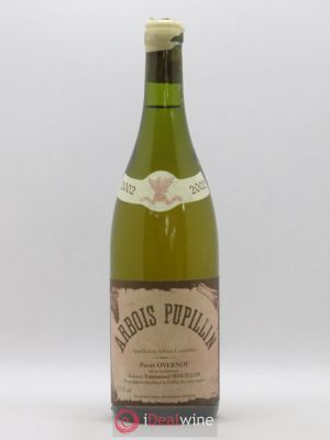 Arbois Pupillin Chardonnay (cire blanche) Overnoy-Houillon (Domaine)  2002