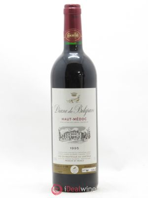 Haut Médoc Diane de Belgrave 1995 - Lot de 1 Bottle