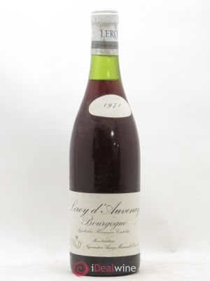 Bourgogne Leroy d'Auvenay 1971 - Lot de 1 Bottle