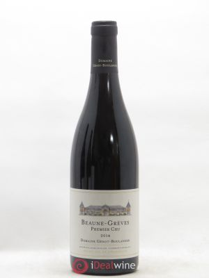 Beaune 1er Cru Grèves Genot Boulanger 2014 - Lot de 1 Bottle