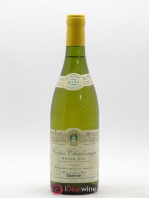 Corton-Charlemagne Grand Cru Domaine Chapuis 2002