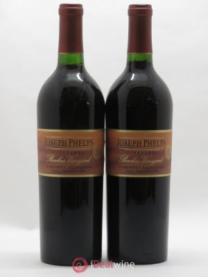 USA Napa Valley Joseph Phelps Backus Vineyard Cabernet Sauvignon 1995