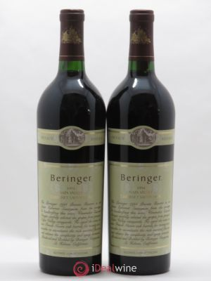 USA Napa Valley Beringer Cabernet Sauvignon Private Reserve 1994