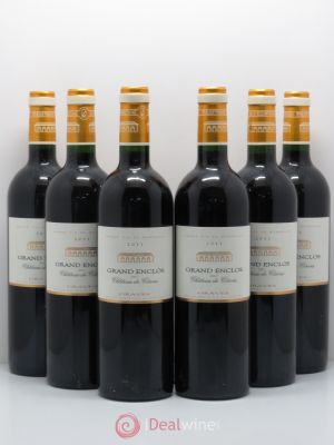 Cérons Grand Enclos 2011 - Lot de 6 Bottles