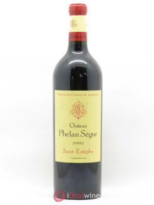 Château Phélan Ségur  2002 - Lot de 1 Bottle