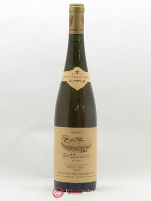 Pinot Gris (Tokay) Clos Windsbuhl Zind-Humbrecht (Domaine)  1999
