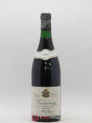 Vouvray Goutte d'Or Clos Naudin - Philippe Foreau  1990